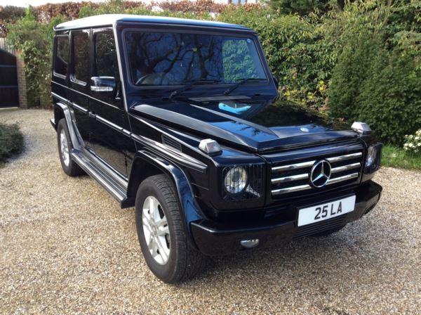 2012 (62) Mercedes-Benz G Class G350 CDI BlueTEC 5dr Tip Auto For Sale In North Weald, Essex