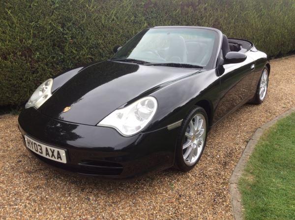 2003 (03) Porsche 911 CARRERA 2 CABRIO For Sale In North Weald, Essex