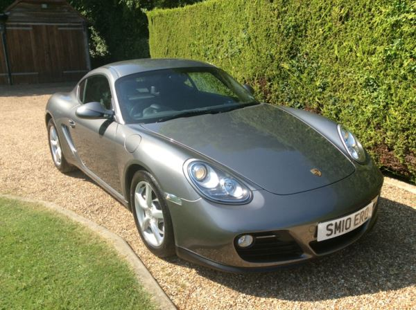 Used Porsche Cayman 2 9 2dr 2 Doors Coupe For Sale In Epping Essex