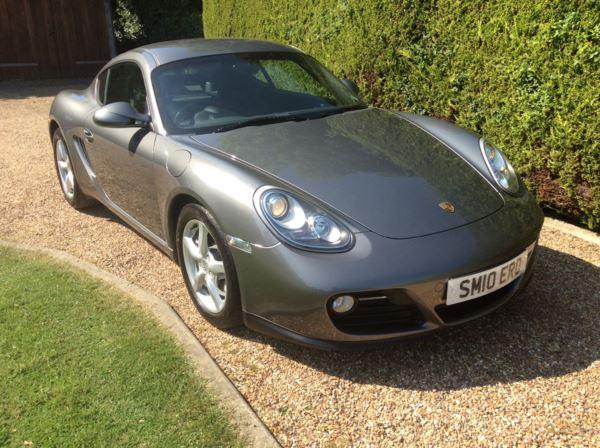 2010 (10) Porsche Cayman 2.9 2dr For Sale In North Weald, Essex