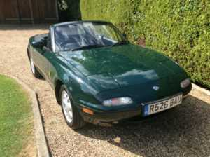 1997 (R) Mazda MX-5 1.6i Monza 2dr For Sale In Epping, Essex