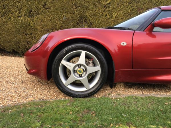 1999 Lotus Elise Elise 111 Hard Top & Soft Top For Sale In Epping, Essex