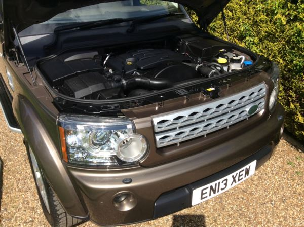 2013 (13) Land Rover Discovery 3.0 SDV6 255 HSE 5dr Auto For Sale In North Weald, Essex