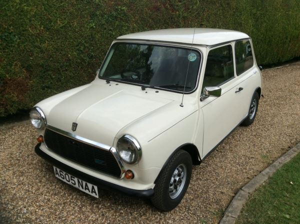 1983 (A) Austin MINI MAYFAIR MANUAL For Sale In Epping, Essex