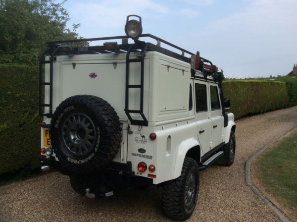 2007 (07) Land Rover Defender XS Double Cab PickUp TDCi, Nene Overland Special Build For Sale In North Weald, Essex