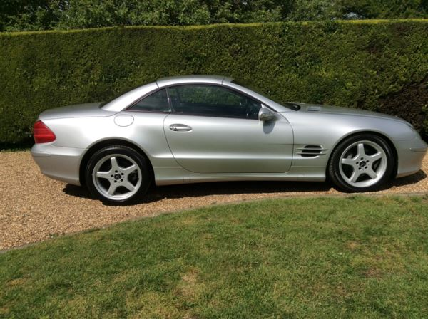 2002 (52) Mercedes-Benz SL Series SL 500 2dr Auto For Sale In Epping, Essex