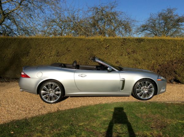 2008 (08) Jaguar XKR 4.2 Supercharged V8 2dr Auto For Sale In Epping, Essex