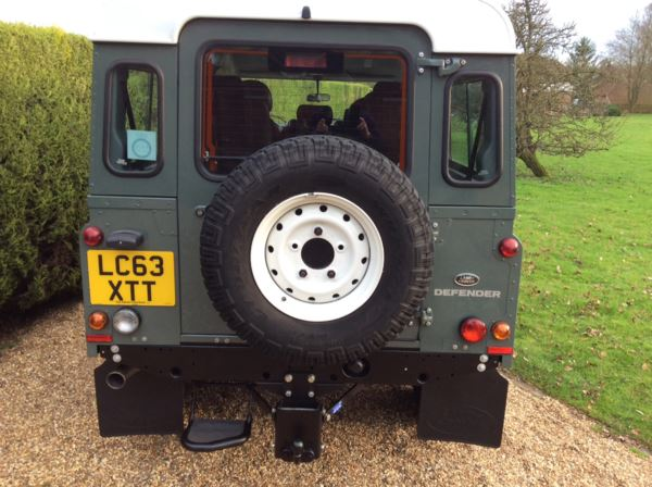 2014 (63) Land Rover Defender 110 Station Wagon TDCi [2.2] 7 Seater For Sale In Epping, Essex