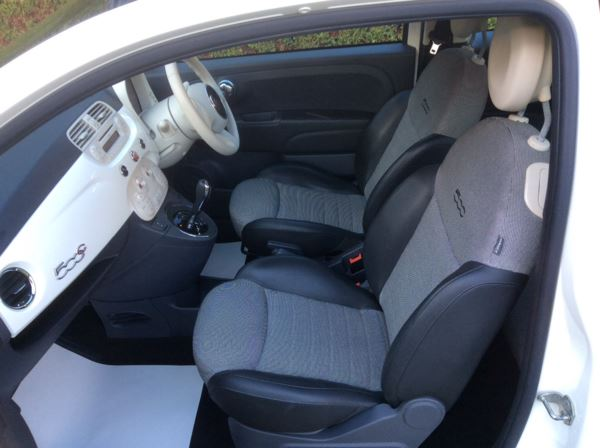 2012 (62) Fiat 500 1.2 Lounge Dualogic Auto For Sale In North Weald, Essex