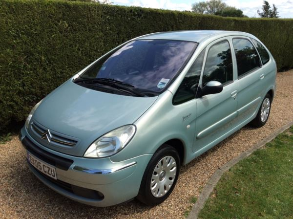 2005 (05) Citroen Xsara Picasso 1.8i 16v Desire 5dr For Sale In North Weald, Essex
