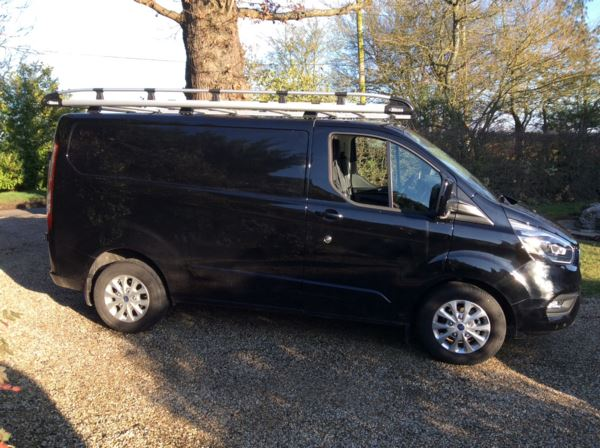 2019 (19) Ford Transit Custom 2.0 EcoBlue 130ps Low Roof Limited Van Auto For Sale In North Weald, Essex
