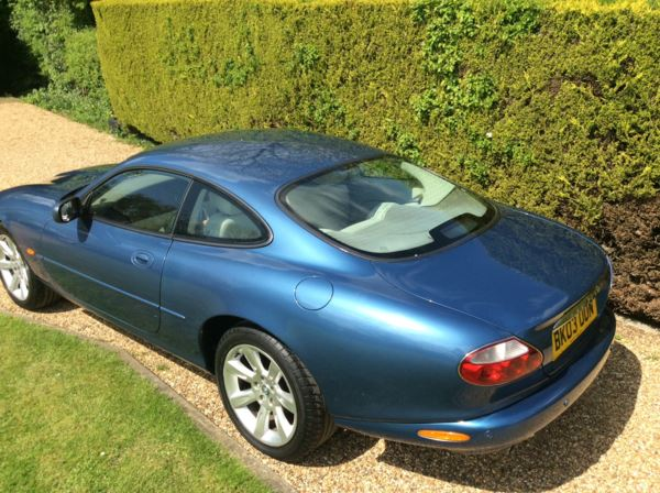 2003 (03) Jaguar XK8 4.2 2dr Auto For Sale In Epping, Essex