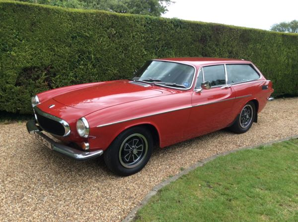 1924 (M) Volvo P1800 1800 ES For Sale In Epping, Essex
