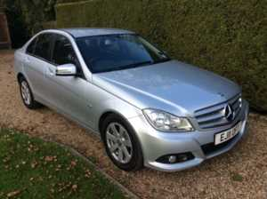 2011 (11) Mercedes-Benz C Class C180 BlueEFFICIENCY SE 4dr Auto For Sale In Epping, Essex