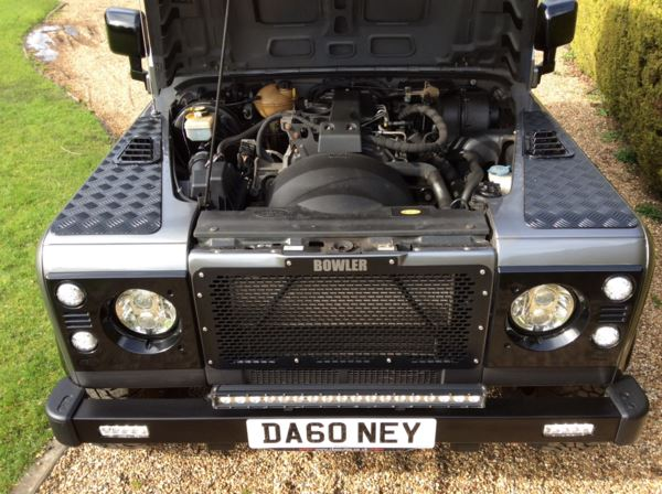 2011 (60) Land Rover Defender 90 TDCi , HARD TOP, BOWLER UPGRADES For Sale In North Weald, Essex