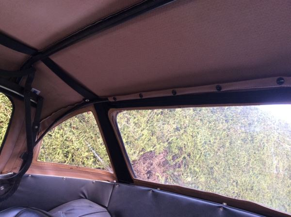 1972 (K) Triumph TR6 150 BHP CP Chassis Code DEPOSIT TAKEN For Sale In North Weald, Essex