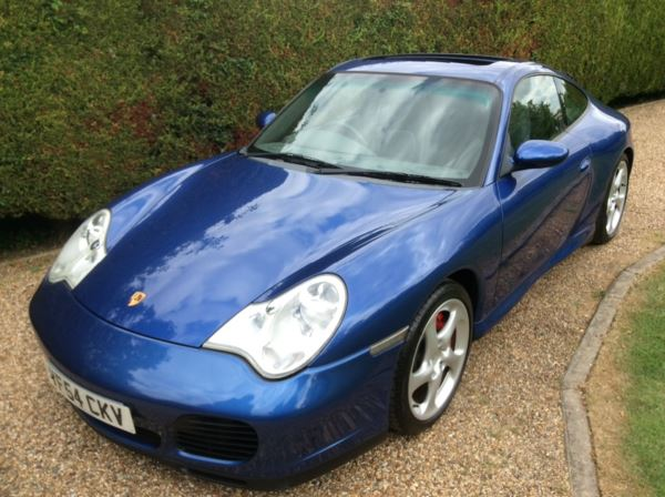2005 (54) Porsche 911 3.6 996 Carrera 4S Tiptronic S AWD 2dr For Sale In North Weald, Essex