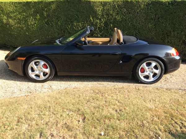2001 (Y) Porsche Boxster 3.2 S 2dr For Sale In North Weald, Essex