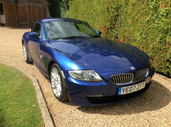 2007 (07) BMW Z4 3.0 si SE 2dr Auto For Sale In North Weald, Essex