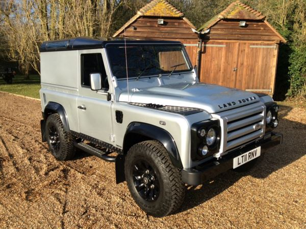 2011 (11) Land Rover Defender 90 X-Tech LE Hard Top TDCi Twisted Upgrades From New For Sale In North Weald, Essex