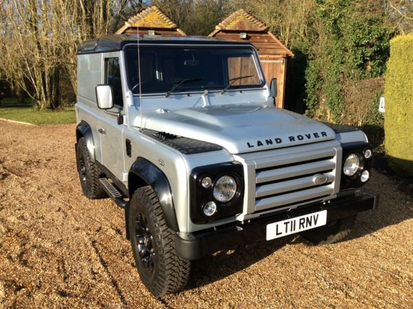 2011 (11) Land Rover Defender 90 X-Tech LE Twisted TDCi Upgrades From New For Sale In North Weald, Essex