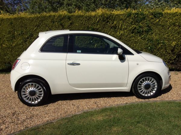 2012 (12) Fiat 500 1.2 Lounge 3dr [Start Stop] For Sale In North Weald, Essex