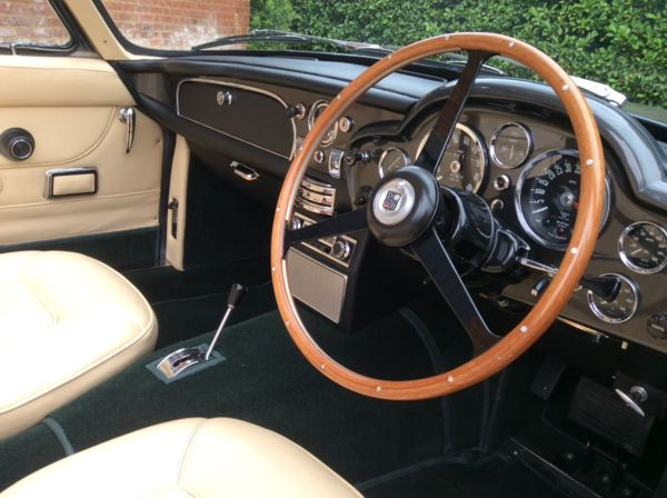 1968 (G) Aston Martin Volante DB6 For Sale In Epping, Essex
