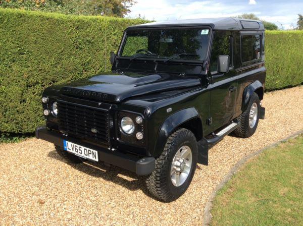 2015 (65) Land Rover Defender 90 Landmark XS 90 Station Wagon TDCi [2.2] For Sale In North Weald, Essex