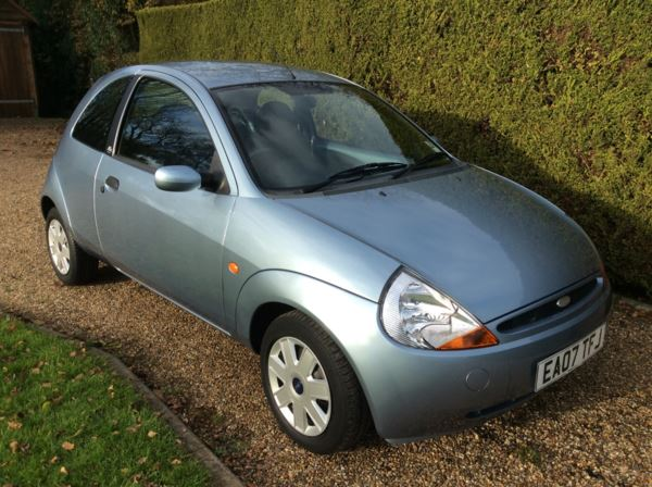 Used Ford Ka  I Style  Dr Climate  Doors Hatchback For Sale In Epping Es Lmc Epping Ltd
