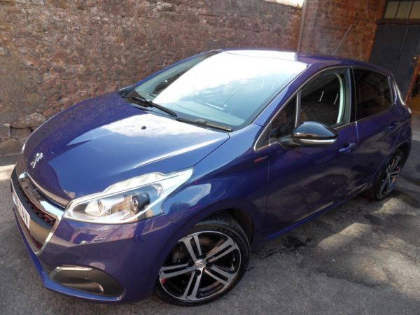 2016 (16) Peugeot 208 1.6 BlueHDi 100 GT Line 5dr [non Start Stop] For Sale In Blairgowrie, Tayside