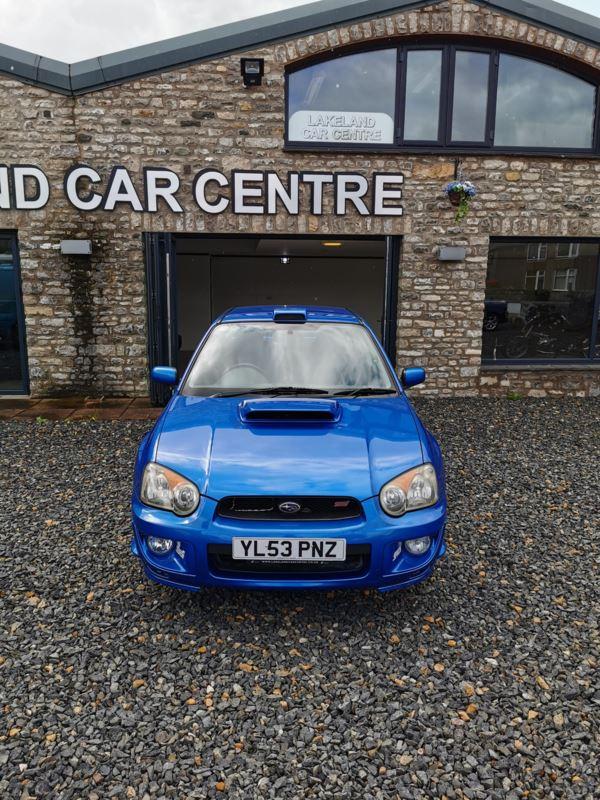 2004 (53) Subaru Impreza 2.0 WRX STi 4dr For Sale In Kendal, Cumbria