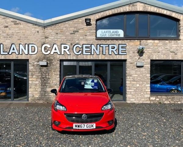 2017 (67) Vauxhall Corsa 1.4 [75] ecoFLEX Limited Edition 3dr For Sale In Kendal, Cumbria