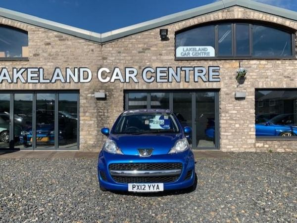 2012 (12) Peugeot 107 1.0 Urban 5dr For Sale In Kendal, Cumbria