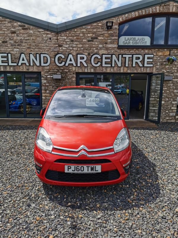 2011 (60) Citroen C4 Picasso 1.6 HDi Exclusive 5dr EGS6 For Sale In Kendal, Cumbria