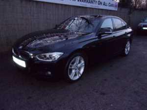 2013 13 BMW 3 Series 330d M Sport 4dr Step Auto 4 Doors SALOON