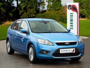 2008 (08) Ford Focus 1.6 Titanium For Sale In Derby, Derbyshire