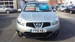 2010 (10) Nissan Qashqai 2.0 dCi Diesel N-Tec 4WD From £10,995 + Retail Package For Sale In Near Blackpool, Lancashire