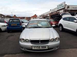 2006 56 Jaguar X-Type S 2.2 Diesel Saloon From £2,495 + Retail Package 4 Doors SALOON