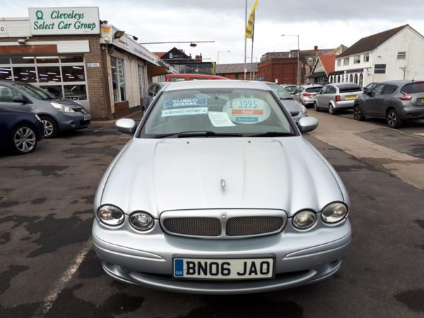 2006 (06) Jaguar X-Type 2.2 Diesel Sport From £3,195 + Retail Package For Sale In Near Blackpool, Lancashire