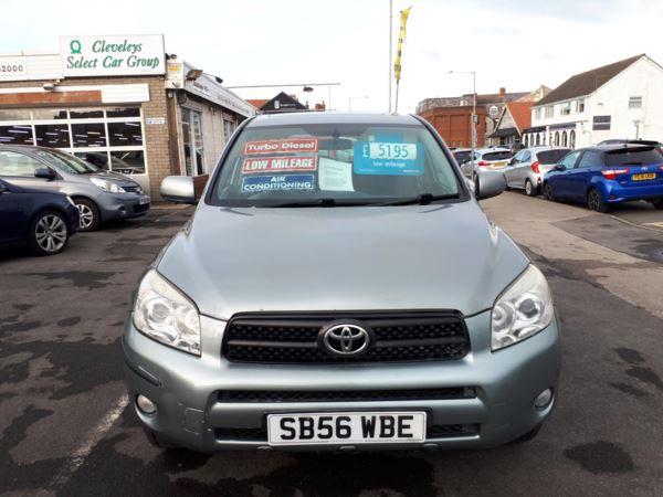 2007 (56) Toyota Rav 4 2.2 D-4D Diesel XT4 5-Door From £4,395 + Retail Package For Sale In Near Blackpool, Lancashire