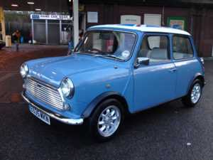 1988 (E) Austin MINI 1000 CITY E LOADS OF SERVICE HISTORY / LEATHER / LAST OWNER 10 YEARS / For Sale In Watford, Hertfordshire