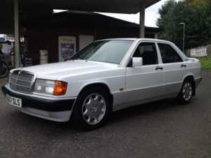 1991 (H) Mercedes 190E AUTO 2.0 AUTOMATIC / FULL HISTORY / STUNNING / VERY RARE IN THIS CONDITION / For Sale In Watford, Hertfordshire