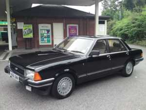1984 (A) Ford Granada 2.8 i GHIA X PACK AUTOMATIC / 34 YEARS OLD AND STUNNING For Sale In Watford, Hertfordshire