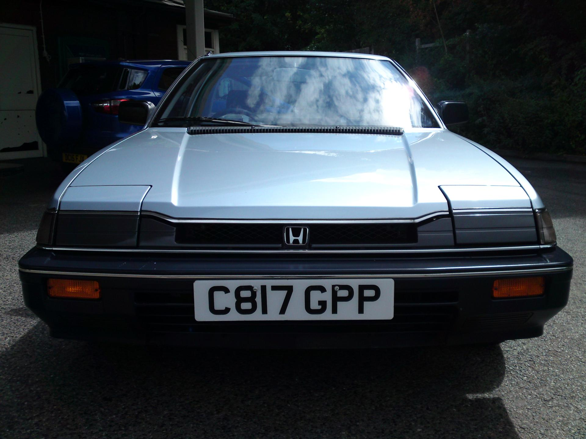 1986 (C) Honda AX PRELUDE AUTO 1.8 AUTOMATIC 2DR / LAST OWNER FOR 31 YEARS / DRY STORED / STUNNING / For Sale In Watford, Hertfordshire