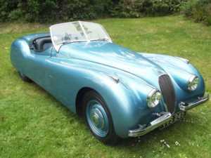 1952 (PP) Jaguar XK120 SE 3.4 ROADSTER (lhd) For Sale In Poole, Dorset