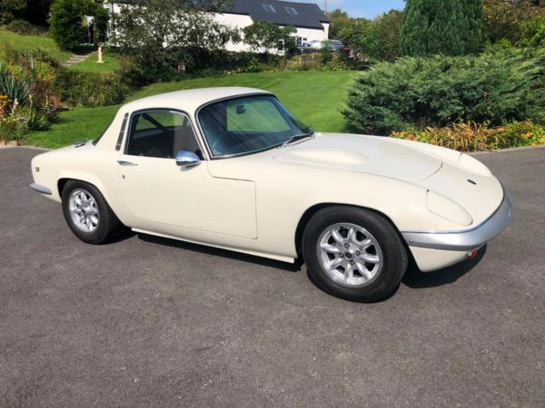 1971 (PP) Lotus ELAN S4 FHC For Sale In Poole, Dorset