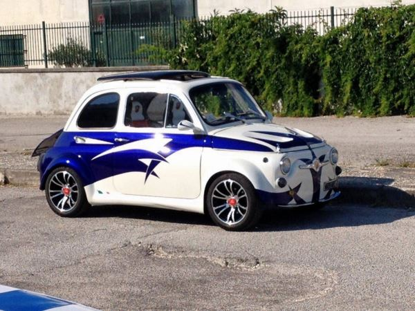 1972 (K) Fiat 695 SS EVOCATION LHD For Sale In Poole, Dorset