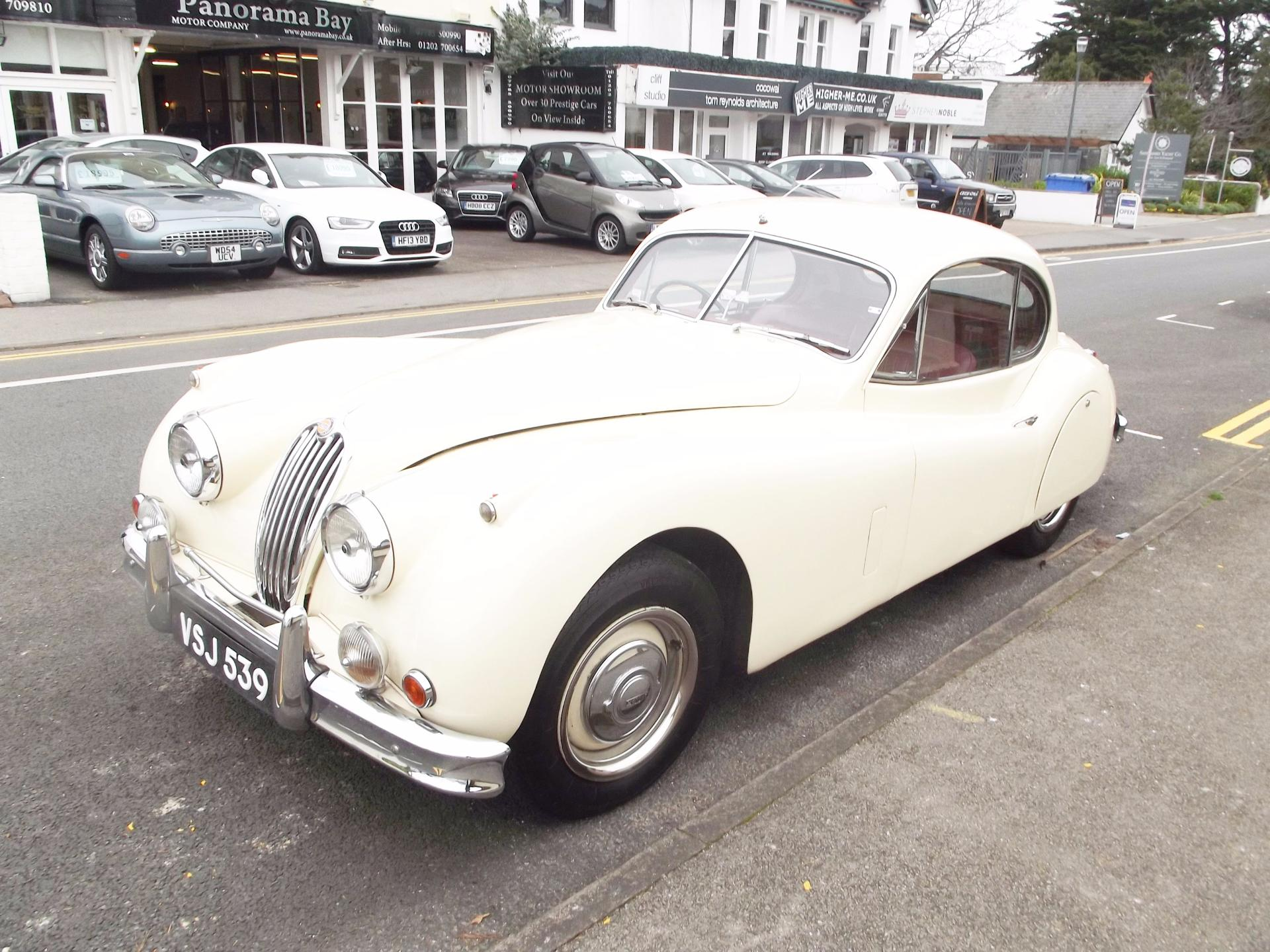 ... 1956 (PP) Jaguar XK 140SE FIXED HEAD COUPE (manual with overdrive) For  ...